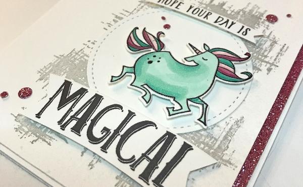 Magical Day en Magical Mates bundle stampin up