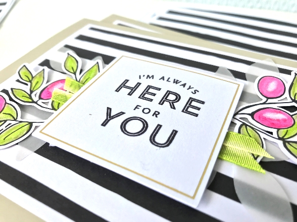 Lots of Happy Card Kit Stampin Up