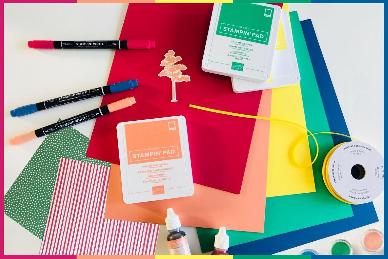 In Color collection 2018-2020 samen delen