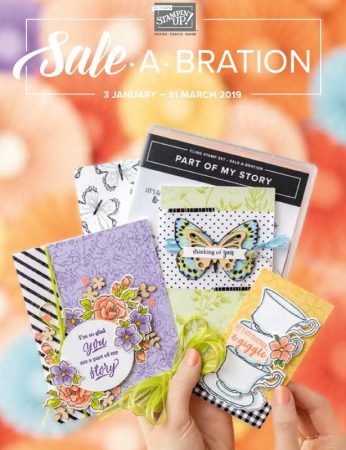 Sale-a-Bration 2019