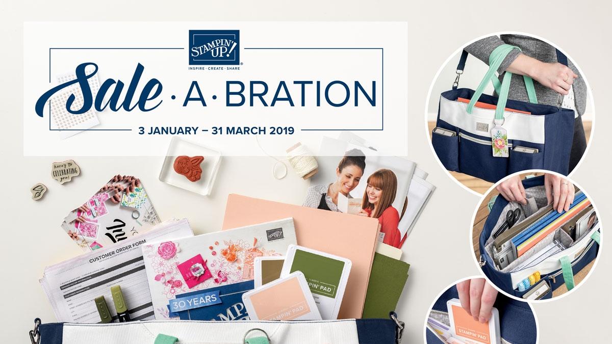 Sale-a-Bration 2019 aanbiedingen
