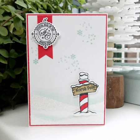 Signs of Christmas Stampin Up
