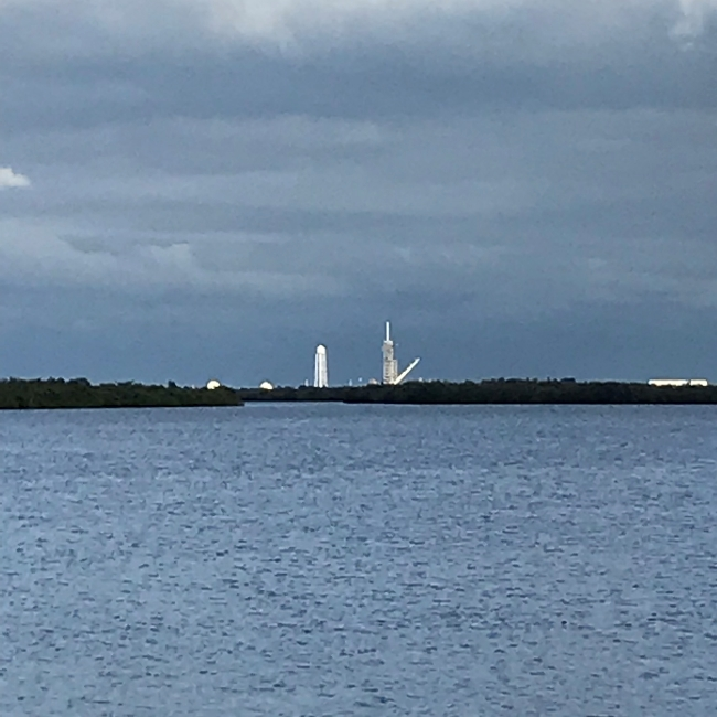 lancering spacex