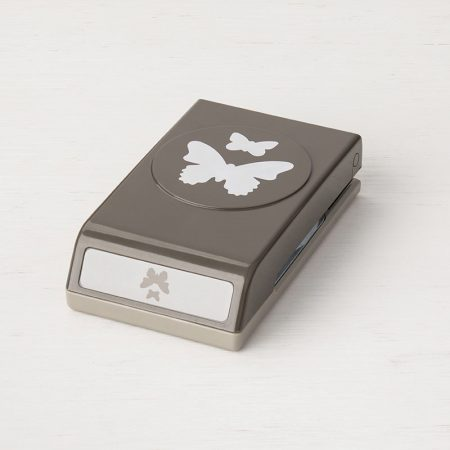 Butterfly Duet Punch stampin up