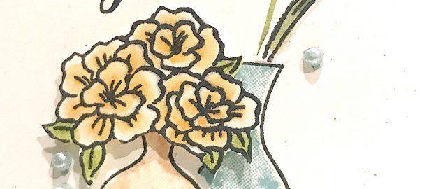 Vibrant Vases stampin up