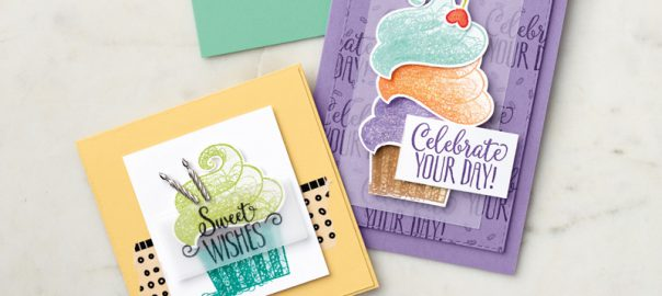 Hello Cupcake Stampin Up