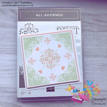 All Adorned Stamp set Stamparatus