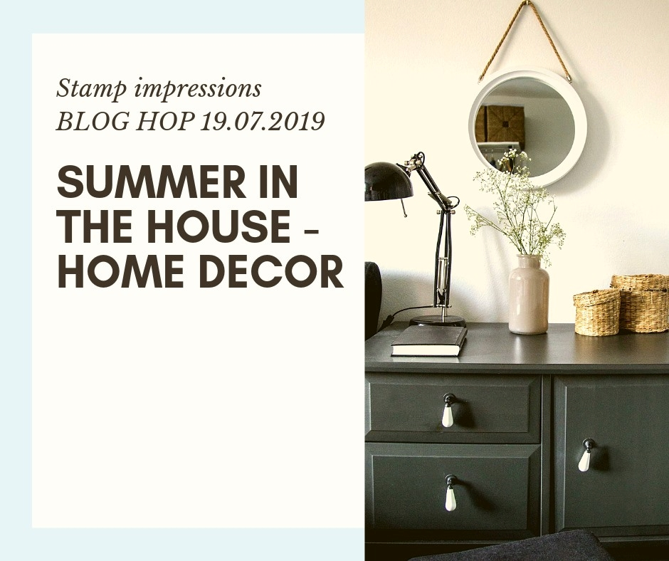 home decor summer in the house