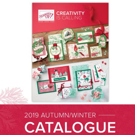 herfst en winter 2019 stampin up