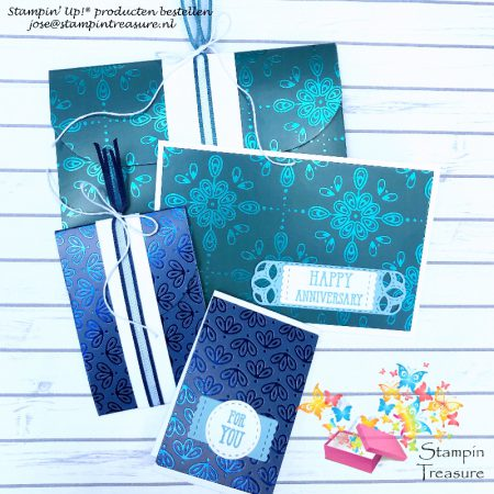 gift voucher stampin up