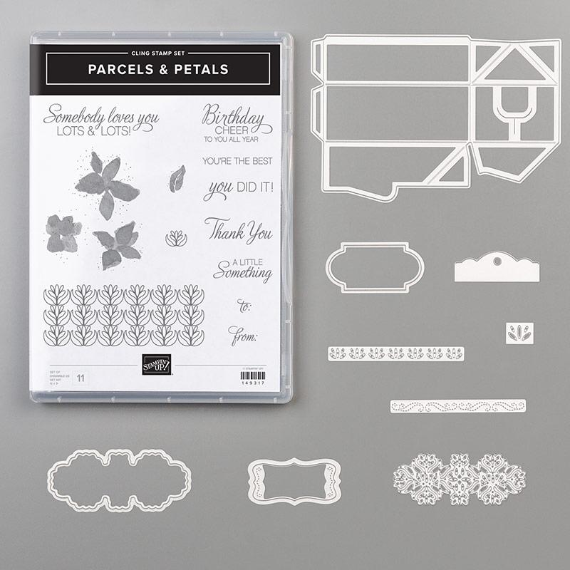 Parcels & Petals bundle