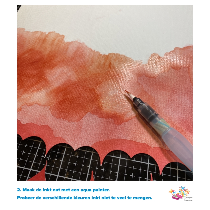 Watercolor harten tutorial