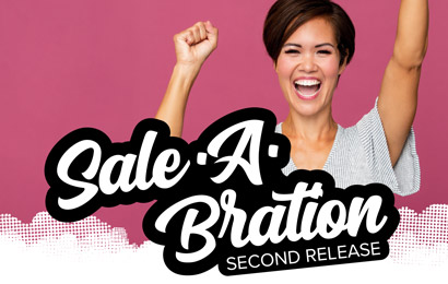 Sale-A-Bration 2e release