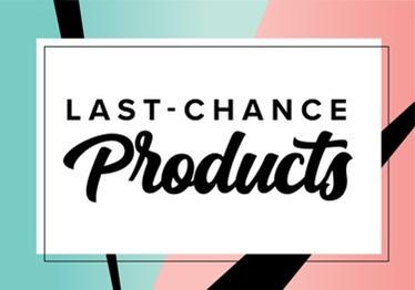 laatste kans producten 2020