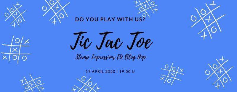 tic tac toe, blog hop