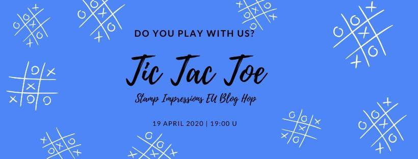 tic tac toe, blog hop