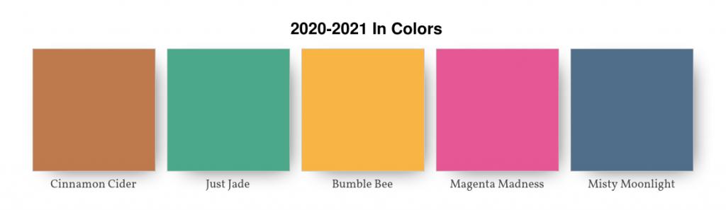2020-2021, in colors, stampin up, stampin treasure, nieuw, kleuren, limited edition
